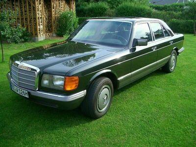 gebraucht Mercedes 280 Mercedes Benz W126SE