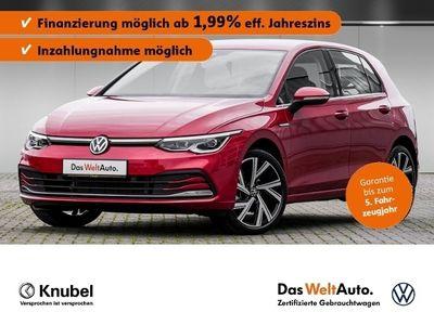 """gebraucht VW Golf VIII 1.5 TSI Style NAVI/LED/18""""/ACC"""