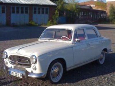 gebraucht Peugeot 403 Baujahr 1960