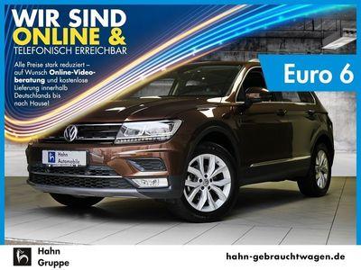 gebraucht VW Tiguan 1.4 TSI 4Motion Highline BMT