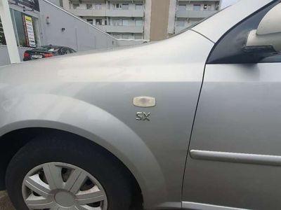 gebraucht Chevrolet Nubira 1.6 SX