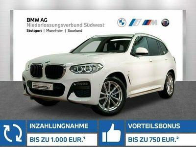 gebraucht BMW X3 xDrive30d M Sport Head-Up HiFi Dyn. Dämpfer