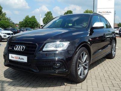 gebraucht Audi SQ5 3.0 TDI Tiptronic quattro XENON NAV STDHZG AHK (Na