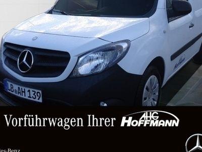 używany Mercedes Citan 109 CDI KA/L Trennwand AHK