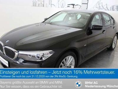 gebraucht BMW 540 i Limousine Luxury Line