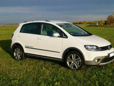 """gebraucht VW Golf Plus Cross 2.0 DSG""""Xenon""""Navi""""Kamera""""Voll"""""""