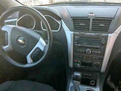 gebraucht Chevrolet Traverse US Fahrzeug