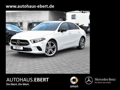 gebraucht Mercedes A180 d Limousine+Progressive+LED+Navi+Rückfahrk