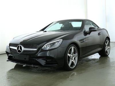 gebraucht Mercedes 200 SLCAMG Navi LED ILS Spiegel-P. Airscarf