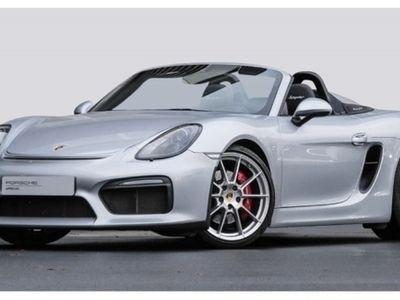 gebraucht Porsche Boxster Spyder Spyder