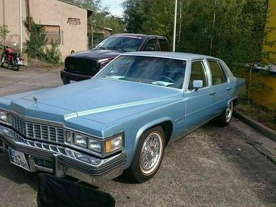 gebraucht Cadillac Fleetwood Brougham delegance ###... als Limousine in Chemnitz