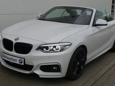 gebraucht BMW 220 d A Cabrio Automatic,M-Sportpaket,Navi,LED Sc