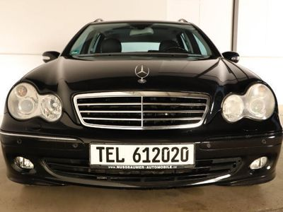 second-hand Mercedes C350 T 7G-TRONIC Avantgarde