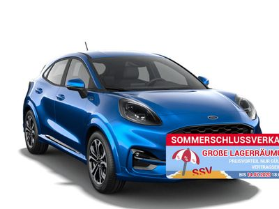 gebraucht Ford Puma 1.0 EB 125 ST Line VollLED VirtCo Nav in Kehl