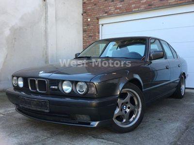 gebraucht BMW M5 *Original und unverbastelt, Klima, Memory*