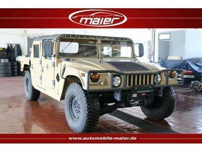 gebraucht Hummer H1 Dakar Automatik Allrad