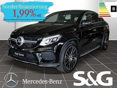 gebraucht Mercedes GLE350 d 4MATIC Coupé AMG-LINE Standhzg/360°/