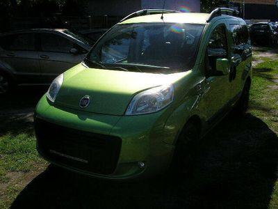 gebraucht Fiat Qubo 1.4 8V Klima grüne Plakette