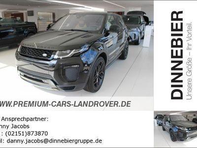 gebraucht Land Rover Range Rover evoque TD4 HSE Dynamic 132 KW - 20 Gebrauchtwagen, bei Autohaus Dinnebier GmbH