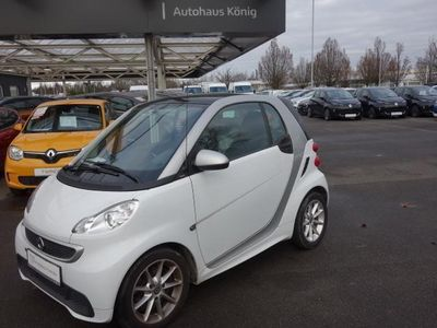 gebraucht Smart ForTwo Coupé mhd Passion Panoramadach