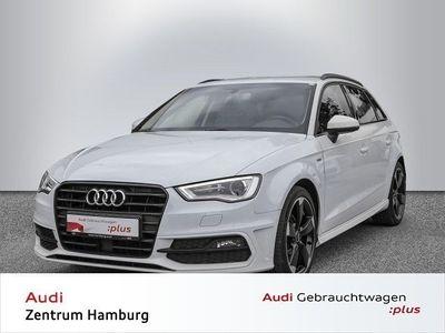 gebraucht Audi A3 Sportback 2,0 TDI S line S tronic NAVI-PLUS SITZHEIZ