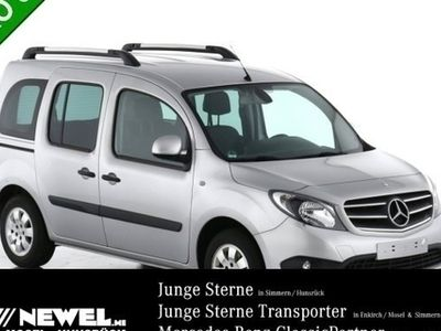 gebraucht Mercedes Citan 111 CDI Tourer EDITION L NAVI*KAMERA*KLIMA