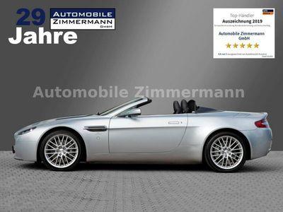 gebraucht Aston Martin V8 Vantage Roadster 4.7 Sportshift*499. monatl.*