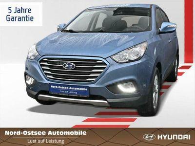 gebraucht Hyundai ix35 Fuel Cell Navi Leder Kamera Bluetooth SHZ