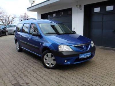 käytetty Dacia Logan 1.6-16V Laureate MCV SERVO+ZV-FB+1.Hd+Org.118.Tkm