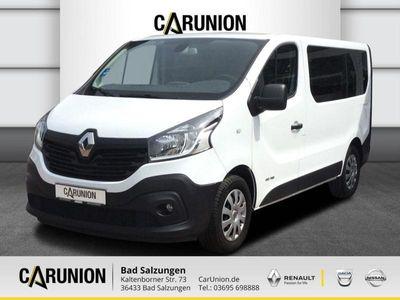 gebraucht Renault Trafic dCi 145 Combi Expression