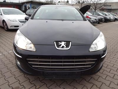 gebraucht Peugeot 407 Platinum,vollausstantung,Motor dreht start nicht