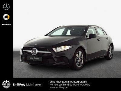 gebraucht Mercedes A180 Progressive+PremiumMBUX+DisplayPak+ParkAss