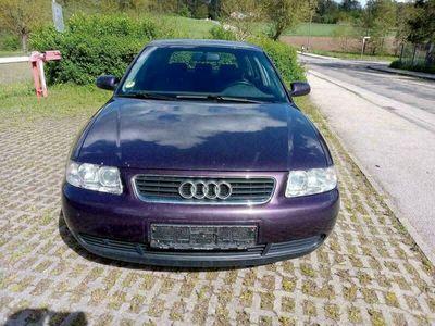 gebraucht Audi A3 1.9 TDI 131 PS TÜV 12/2022 AHK 6 G...