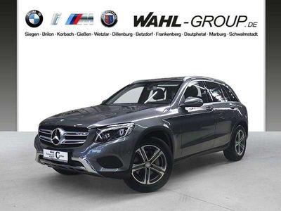 gebraucht Mercedes GLC250 D 4- Matic