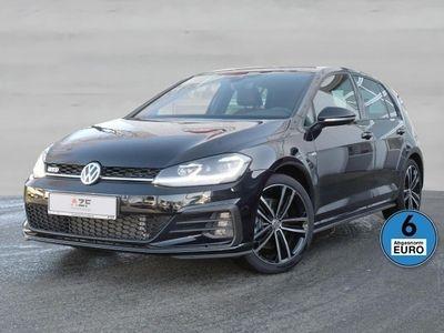 gebraucht VW Golf GTD 2.0 l TDI 135 kW (184 PS)