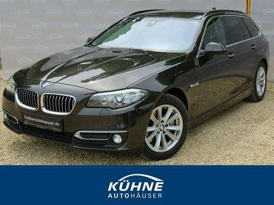 gebraucht BMW 535 d Touring xDrive DPF Allrad+Head.+Kamera+AHK