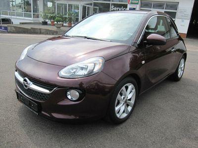 gebraucht Opel Adam Jam Klima ZV Alu 14390KM !!! Erste Hand