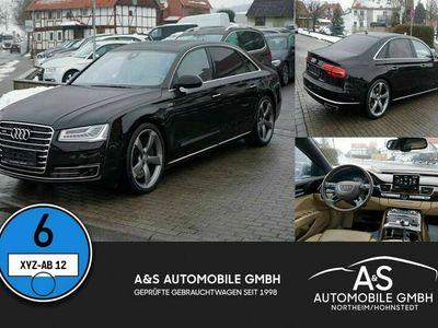 gebraucht Audi A8L W12 quattro Matrix-LED 360° TV Head-Up als Limousine in Northeim/OT Hohnstedt