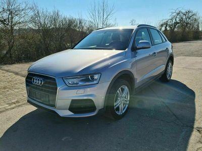 gebraucht Audi Q3 2.0 TDI 150 PS Euro 6