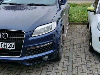 gebraucht Audi Q7 4L 4,2 fsi quattro als SUV/Geländewagen/Pickup in Bugk