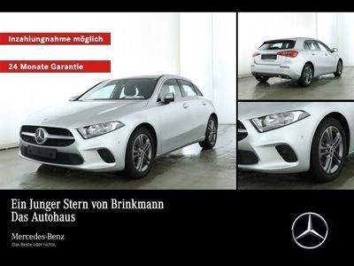 gebraucht Mercedes A200 PROGRESSIVE/MBUX/NAVI/SHZ/PARKTRONIC Klima
