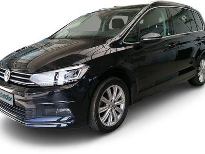 gebraucht VW Touran TouranHighline 1.4TSI Navi LED Kam 4xShz SignA.