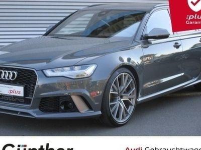 gebraucht Audi RS6 Avant PERFORMANCE 4,0 TFSI QUATTRO+HEAD UP++