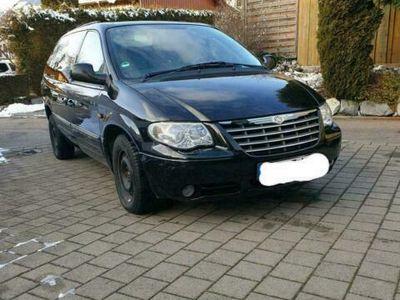 gebraucht Chrysler Grand Voyager Stow'n Go Limited als Van/Kleinbus in Achstetten