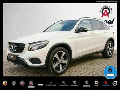 gebraucht Mercedes GLC250 d 4M (X) NAVI+KAMERA+KLIMA+LED+TEMPOMAT+