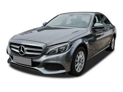 gebraucht Mercedes C200 C 200AVANTGARDE+AHK+BUSINESSPAKET+SITZHZ+LED+++
