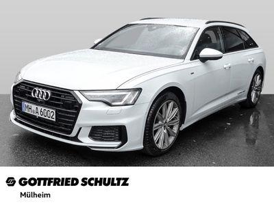 gebraucht Audi A6 AVANT SPORT 45 TDI QUATTRO