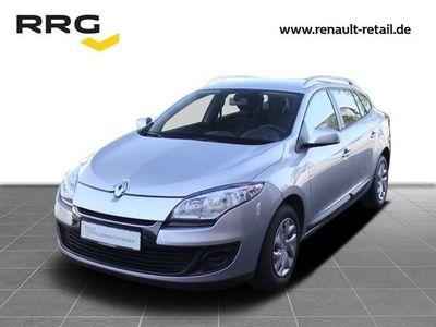 gebraucht Renault Mégane III GRANDTOUR EXPRESSION 110 dCI Klimaanl