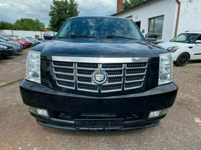 gebraucht Cadillac Escalade 6.2 V8 Sport Luxury Autom.Klima*Kamera*