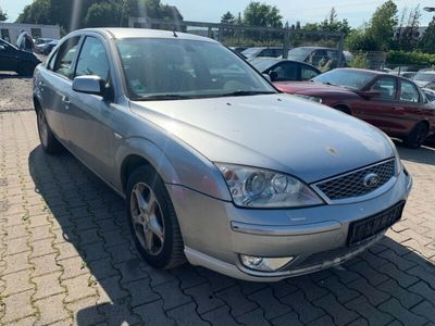 second-hand Ford Mondeo Lim. Ghia X